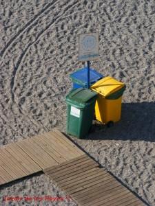 Contenedores playa