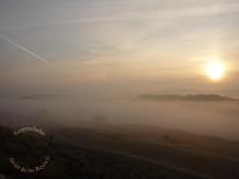 Nieblas de radiación (Vegas Tajo y Jarama)