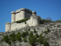 Castillo de Puño en rostro Seseña