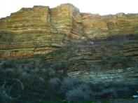 Registro sedimentario Castillo Oreja Aranjuez