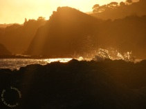 Puesta de sol Sicilia