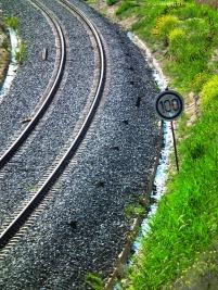 Vías tren Mar de Ontígola