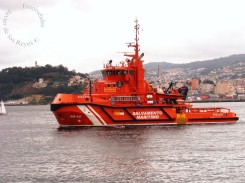 Salvamento Marítimo ría Vigo ago2010