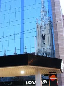 Reflejos de Madrid