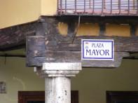 Plaza Mayor Tordesillas