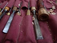 Herramientas tallista de madera