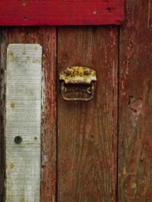 Una puerta en el puerto