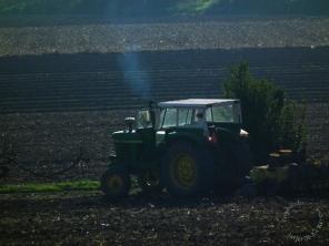 El tractor de siempre