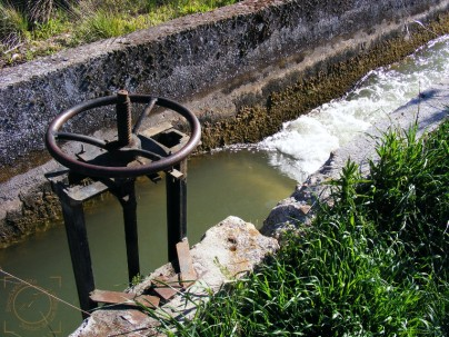 Canal riego Tordesillas