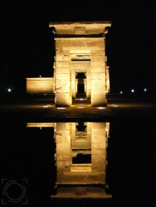 Templo Debod destino ligado al agua