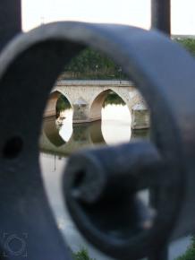 Río Duero Tordesillas ago2009