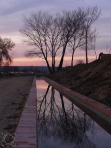 Ruta del Agua Aranjuez, Azuda