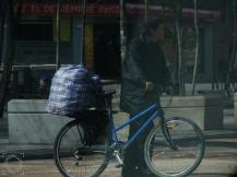 Incertidumbre en bicicleta