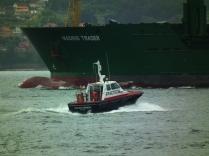 Práctico puerto Vigo