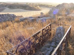 Cementerio, España vacía