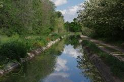 Canal riego Vega Tajo